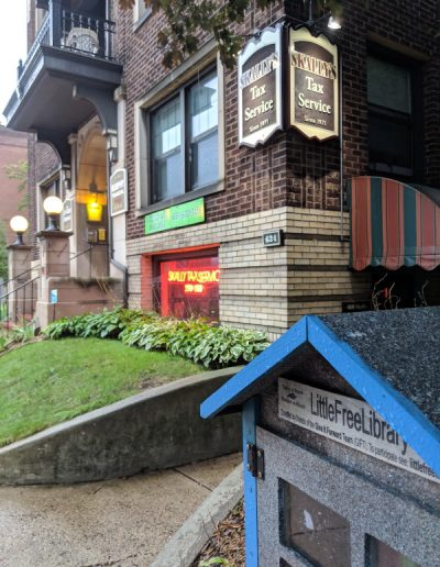 622 little free library